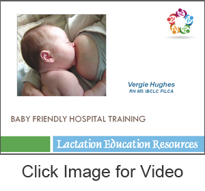Breast feeding patient education