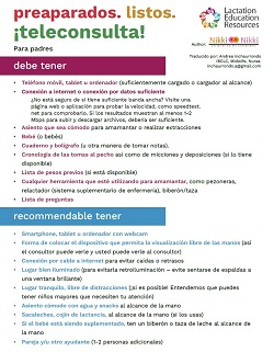 Fact Sheet Telehealth Spanish